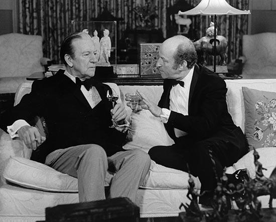 Garson Kanin & Dennis King