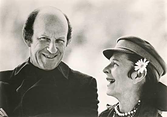 Garson Kanin & Ruth Gordon