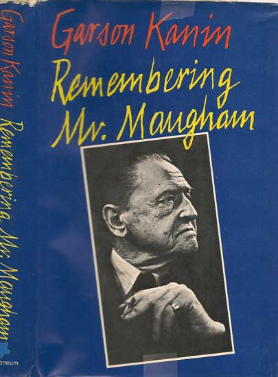 Remembering Mr. Maugham Cover