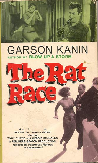 The Rat Race Cover