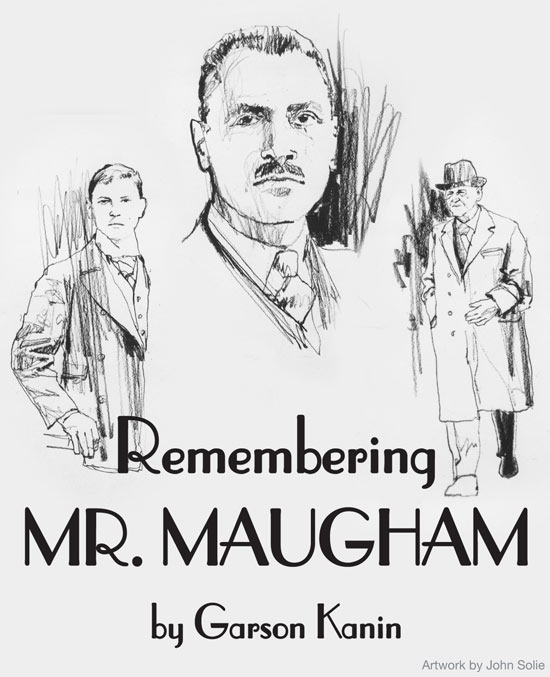 Mr. Maugham Art